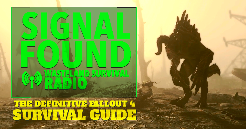 fallout 3 wasteland survival guide library