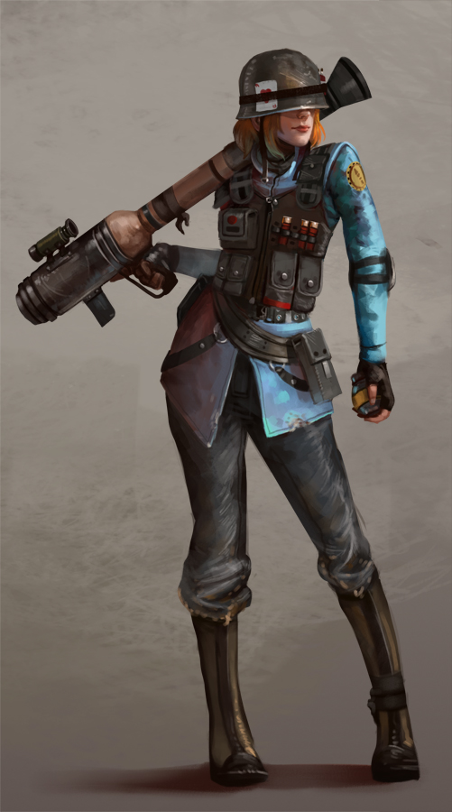 meet the female team tf2 scout