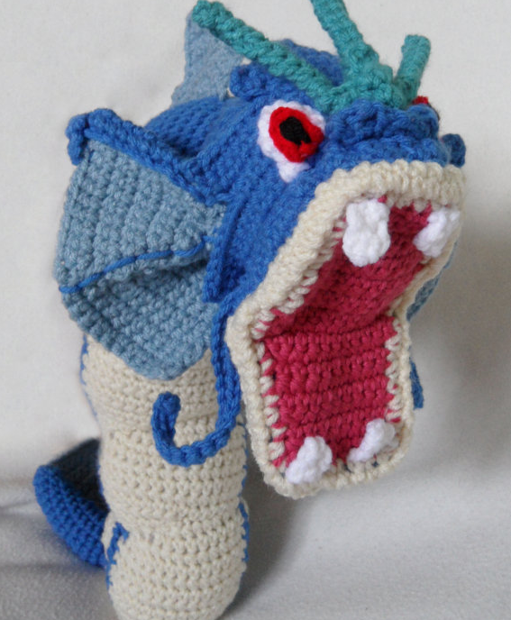 Crochet Patterns Pokemon Characters : Pokemon! Gotta Crochet Em All