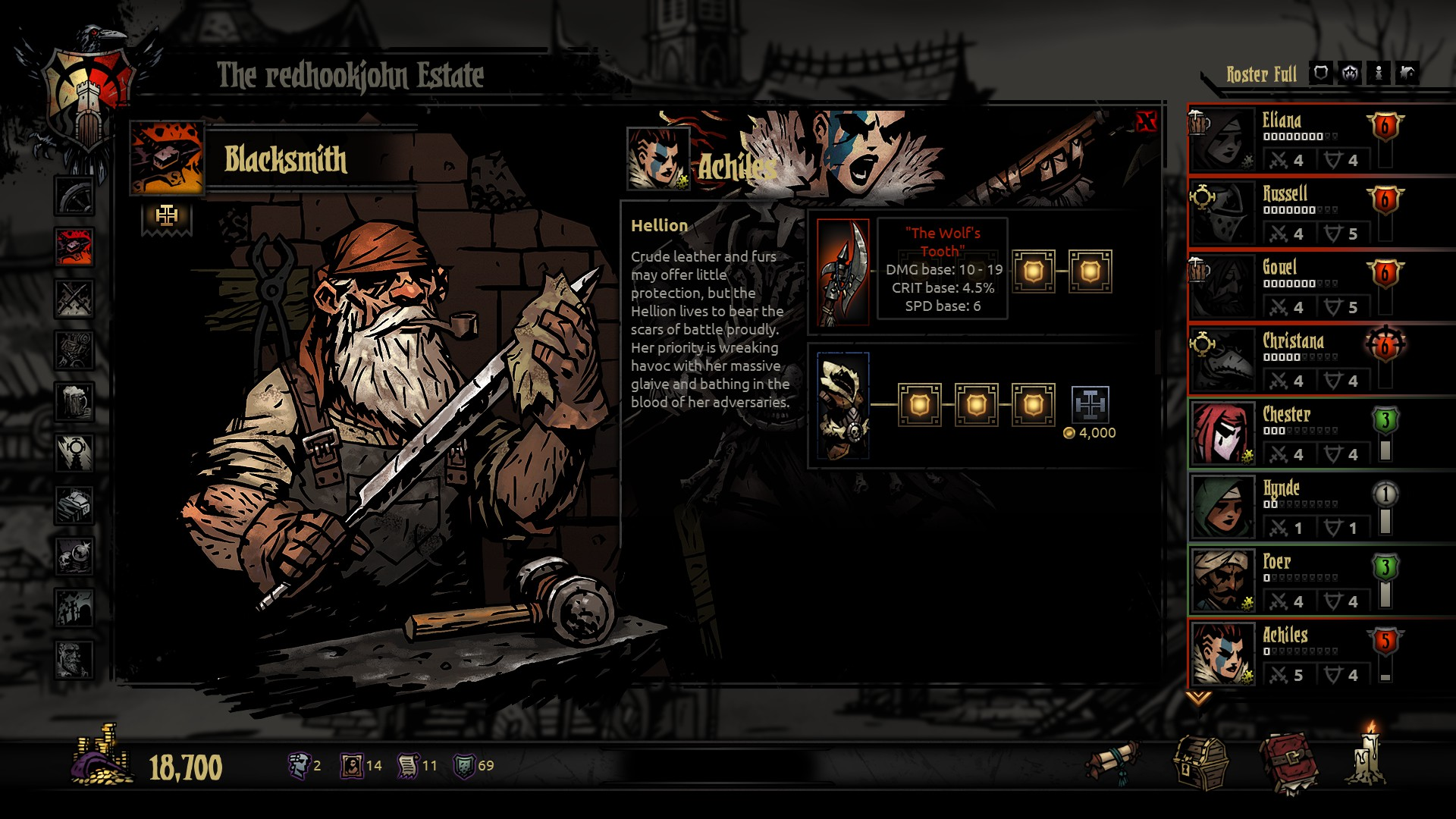 darkest dungeon how to kill enemies in the back