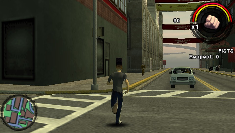 Canceled Saints Row PSP Game Released by Volition