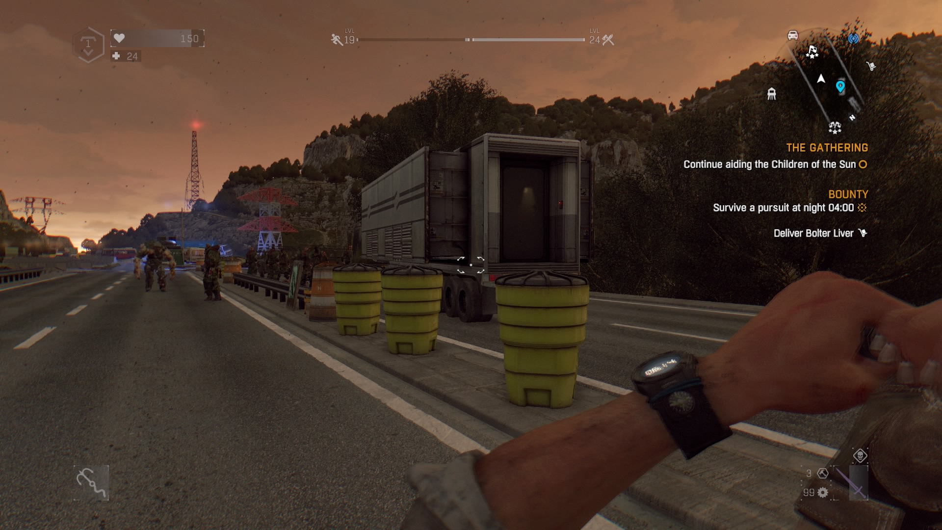 Dying light the following easter egg ending guide walkthroughs the following secret easter egg ending malvernweather Gallery