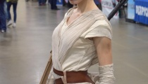 What would a con be without Rey (Star Wars)?