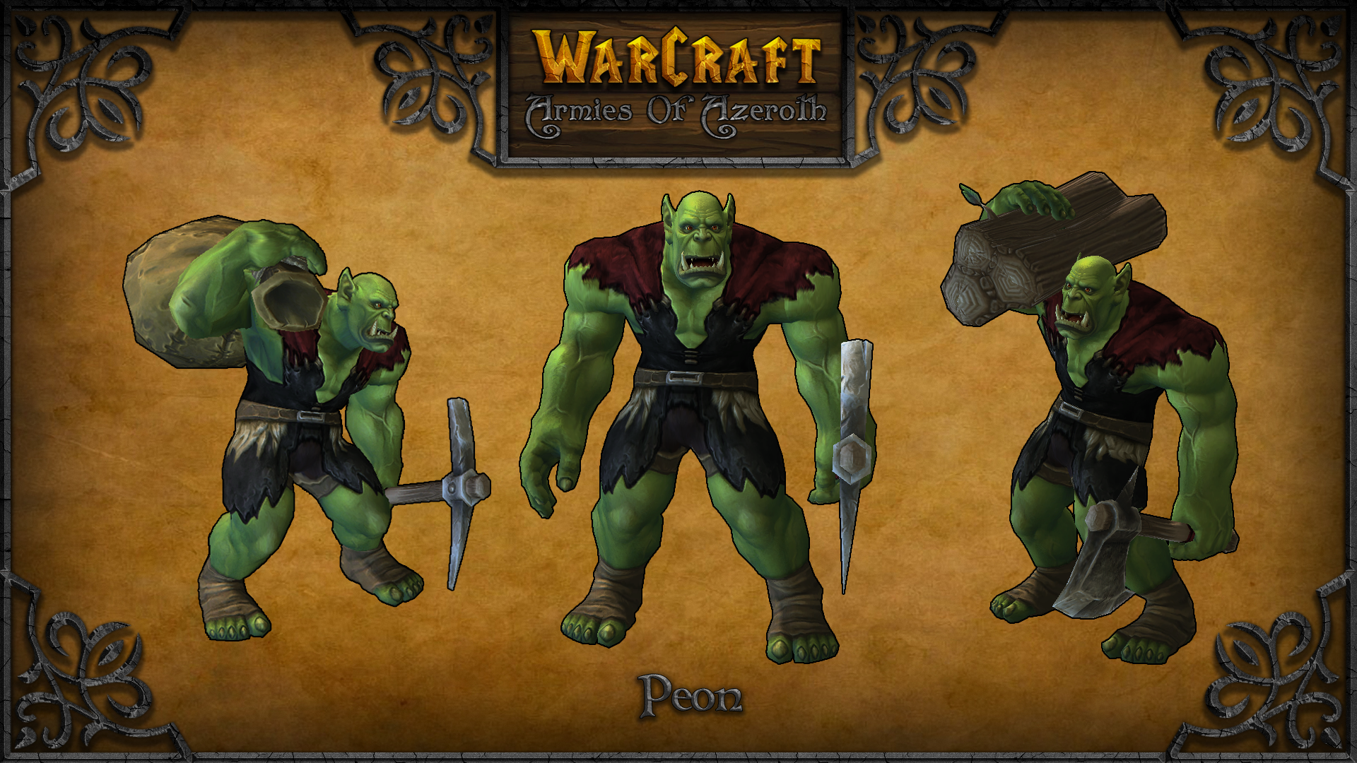 Warcraft 3 Recreated in StarCraft 2 Mod | The Escapist