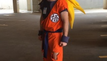 What is a con without Goku??