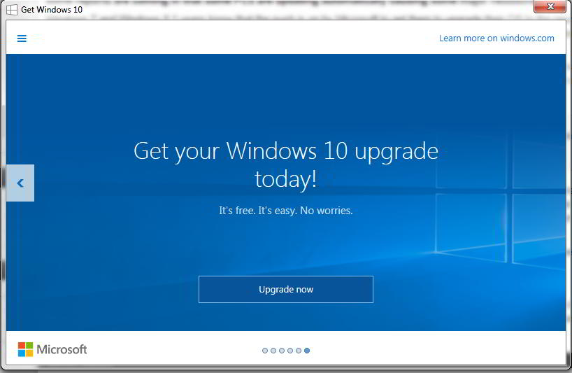 computer easy windows 10