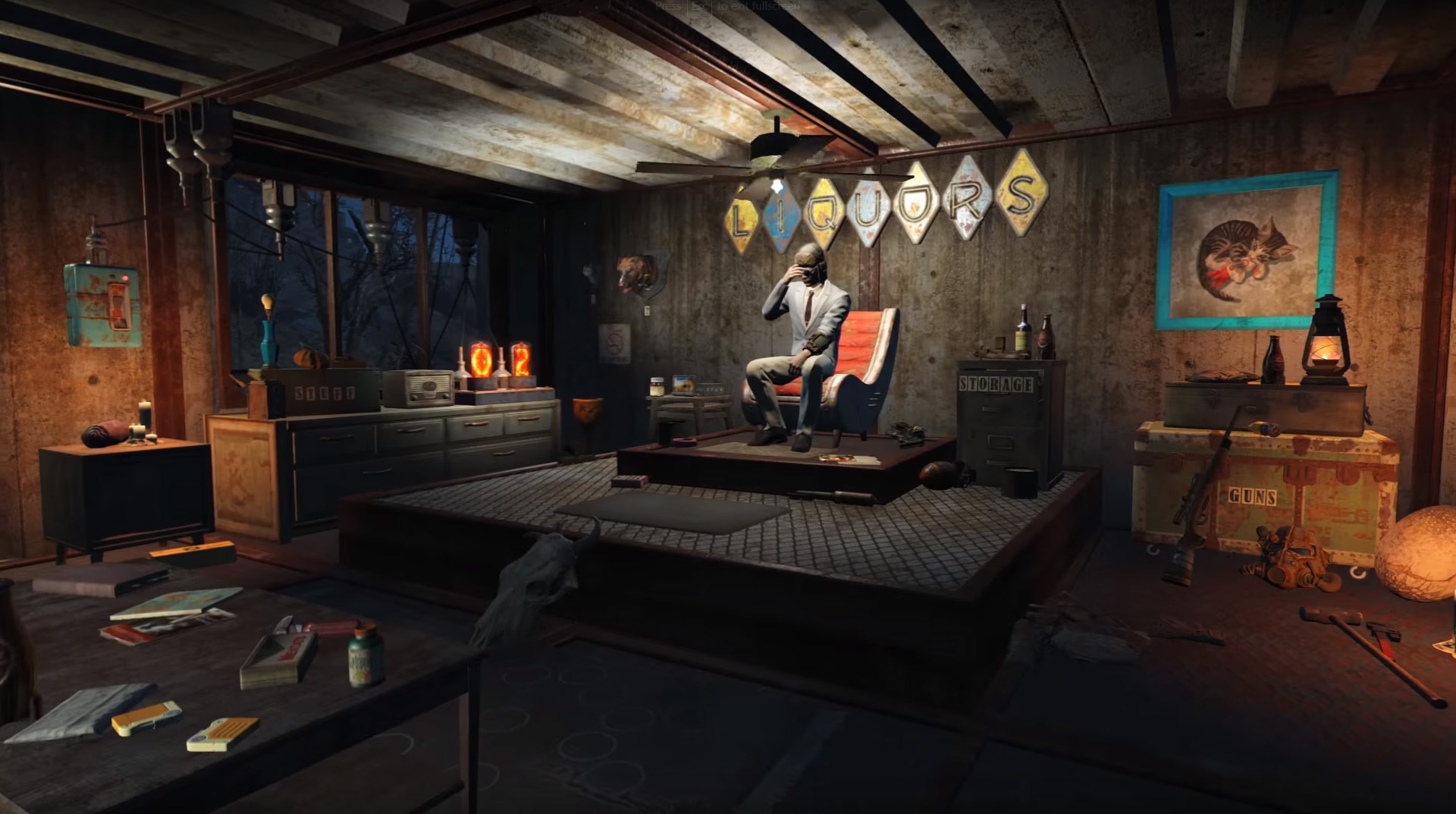 Fallout 4 Wasteland Workshop Dlc Trailer Shows Off New