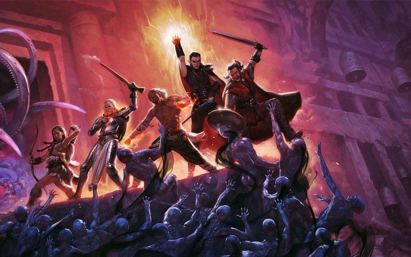 Pillars Of Eternity Background: Pillars Of Eternity 2 In Development At Obsidian, CEO