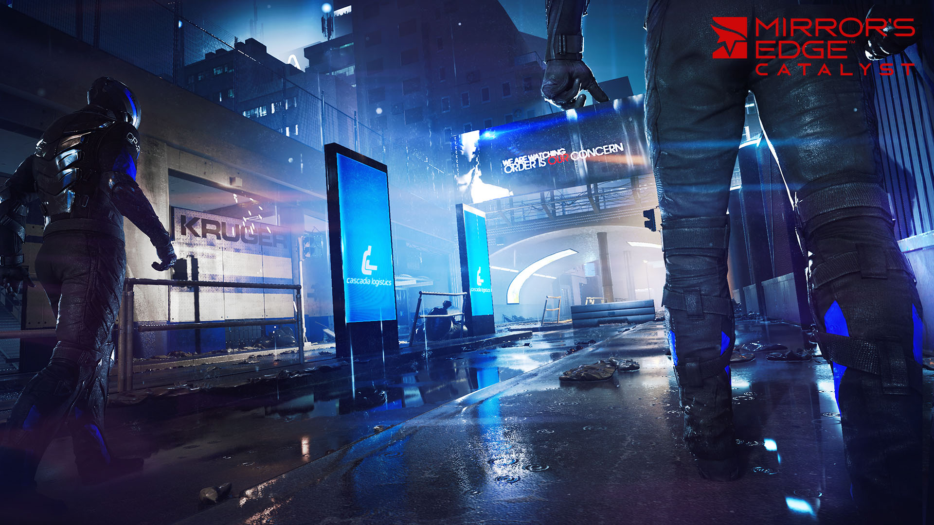 Gameplay color access code - Mirror S Edge Catalyst Now Available On Ea Access And Origin Access The Escapist