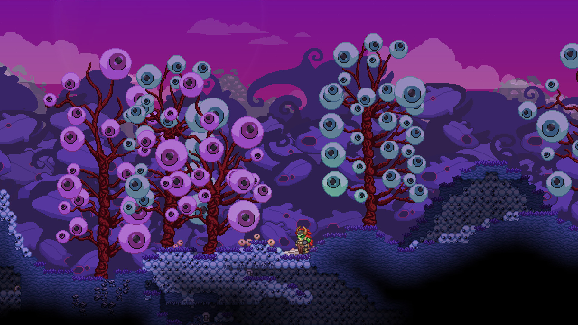 Starbound Review Chucklefish Terraria Reviews The Escapist