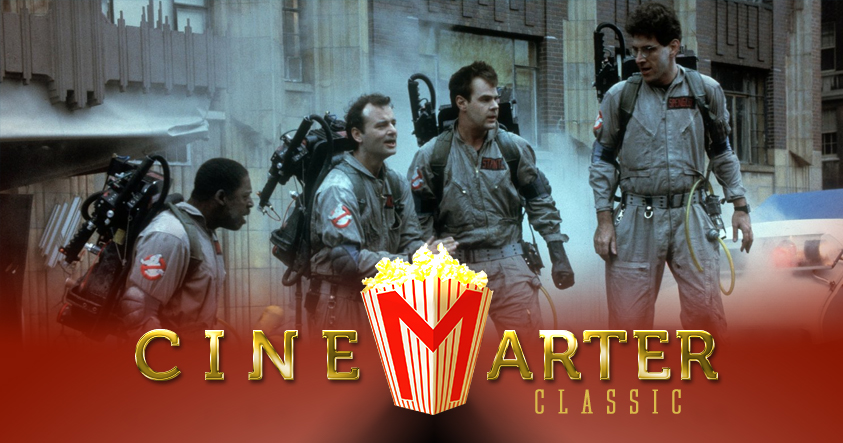 a review of the film ghostbusters produced in 1984 Ghostbusters (also known as ghost busters, the original title ) was a 1984 sci-fi/comedy film the film was released in the united states on june 8, 1984 it was produced and directed by ivan reitman and stars bill murray, dan aykroyd, harold ramis, rick moranis, sigourney weaver, annie.