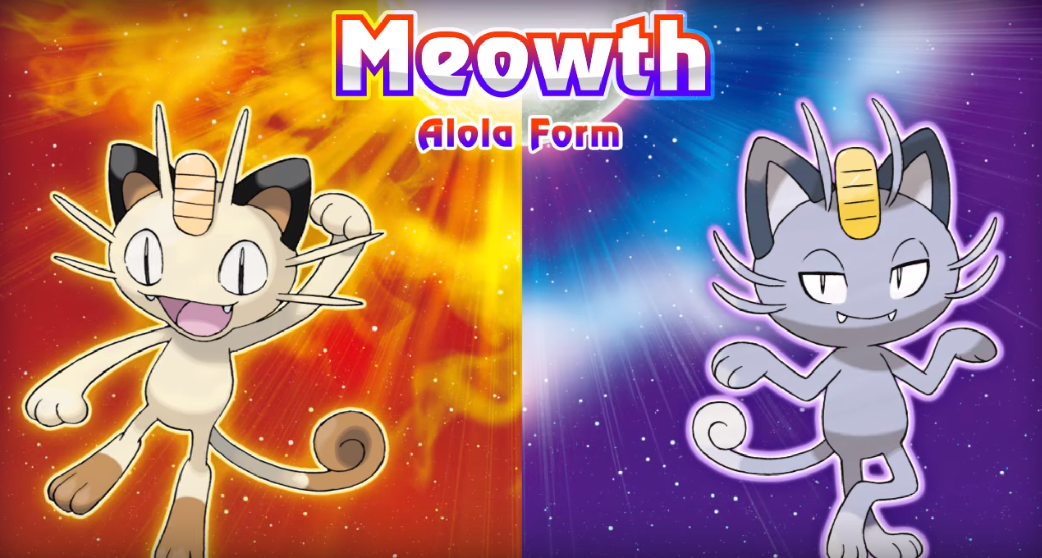 Pokemon Sun and Moon Trailer Shows off New Pokemon, Variants, and ...