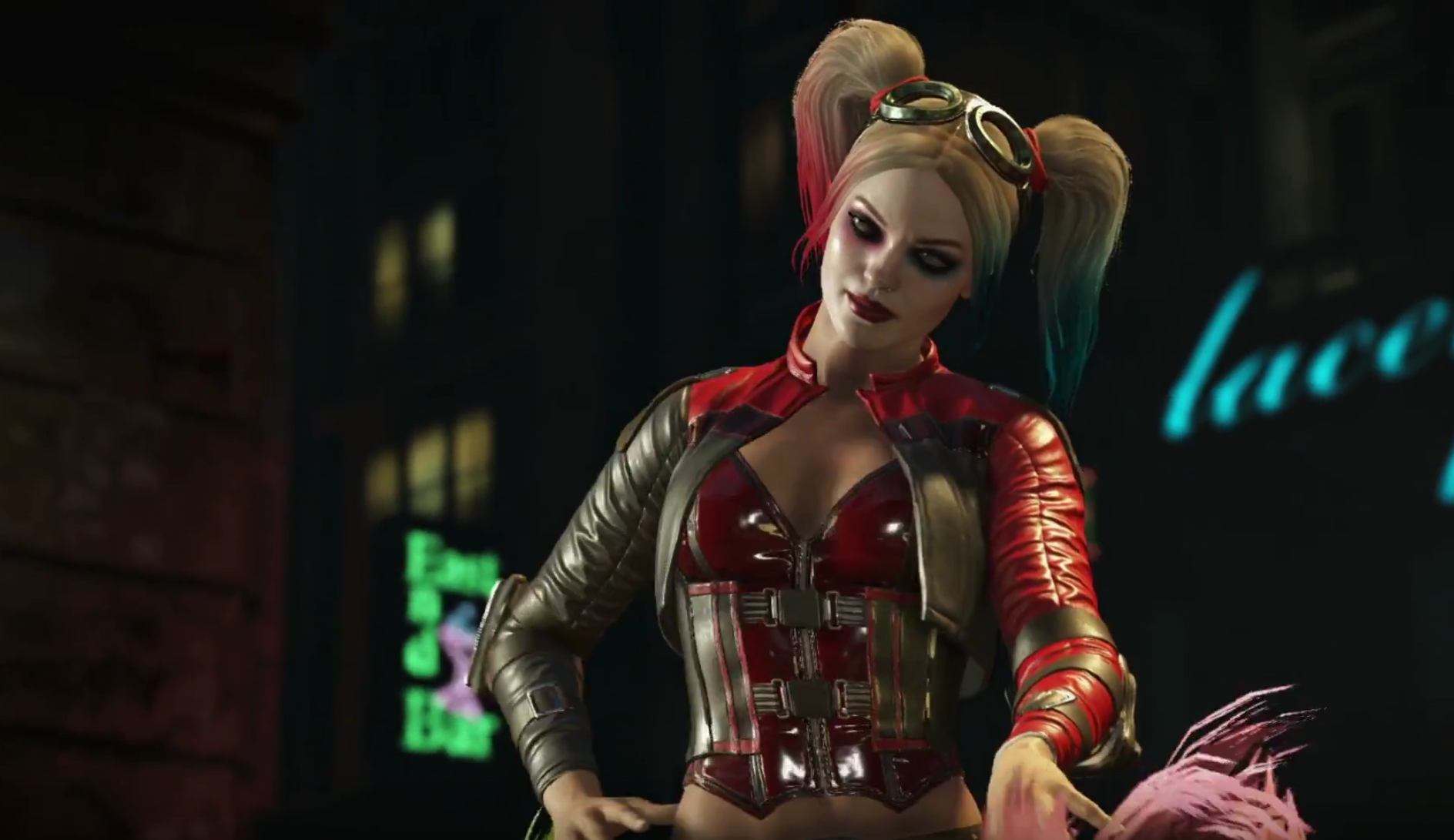 Harley Quinn Injustice 2 Wallpaper: Harley Quinn And Deadshot To Appear In Injustice 2