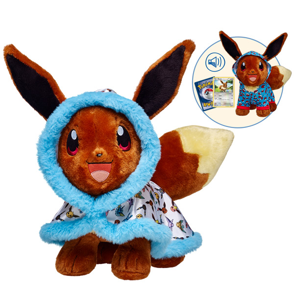 Eevee Plushies Coming To Build A Bear The Escapist