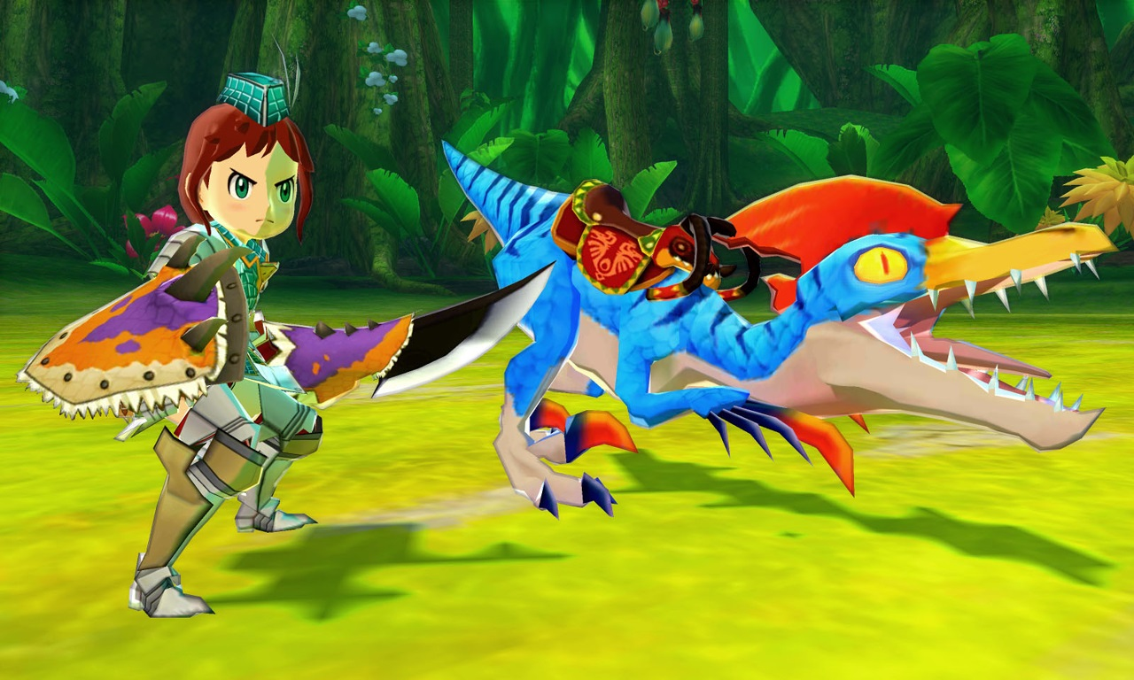 What S Different In Monster Hunter Stories Everything You