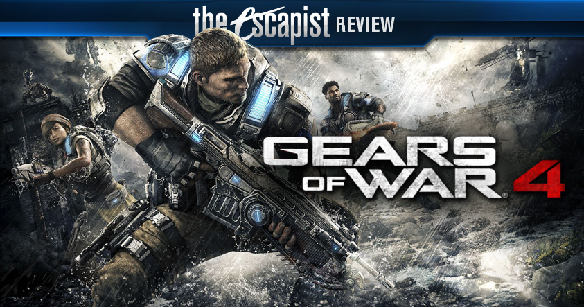 Gears Of War 4 Review Microsoft
