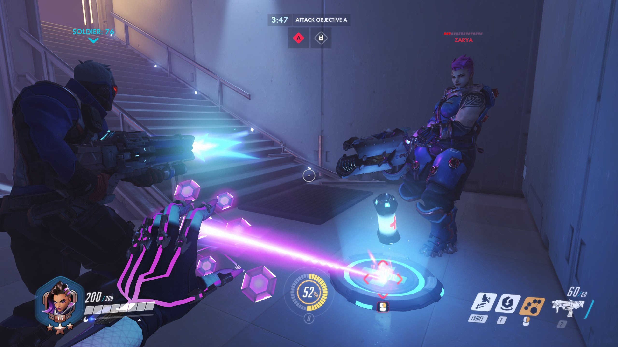 Sombra Officially Revealed For Overwatch