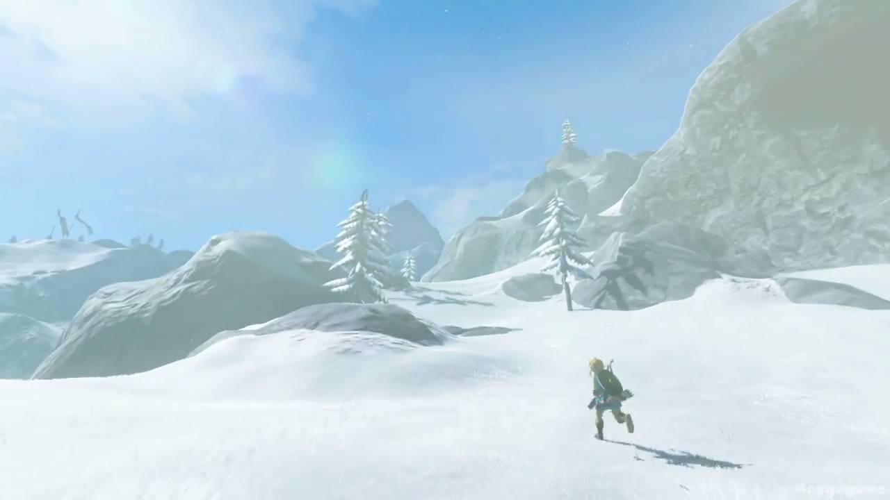 Zelda: Breath of the Wild Will Launch With the Switch ...