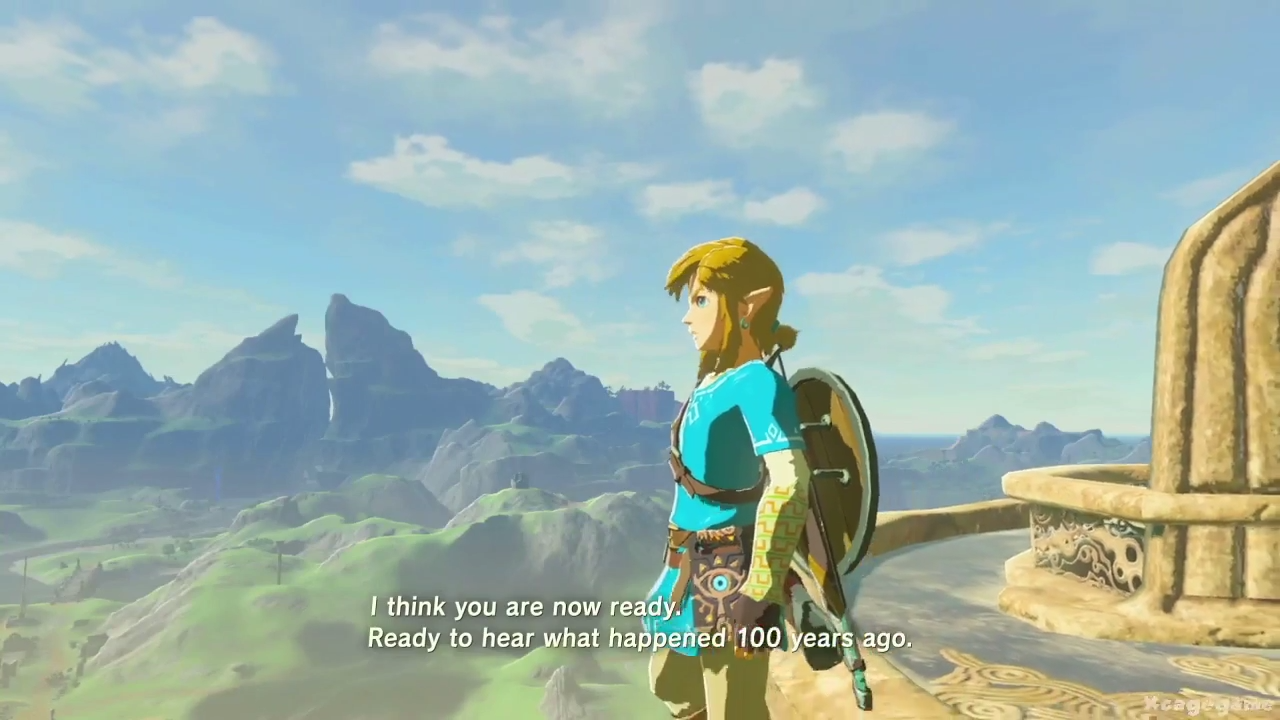 Zelda Quotes Zelda Breath Of The Wild Will Launch With The Switch Master