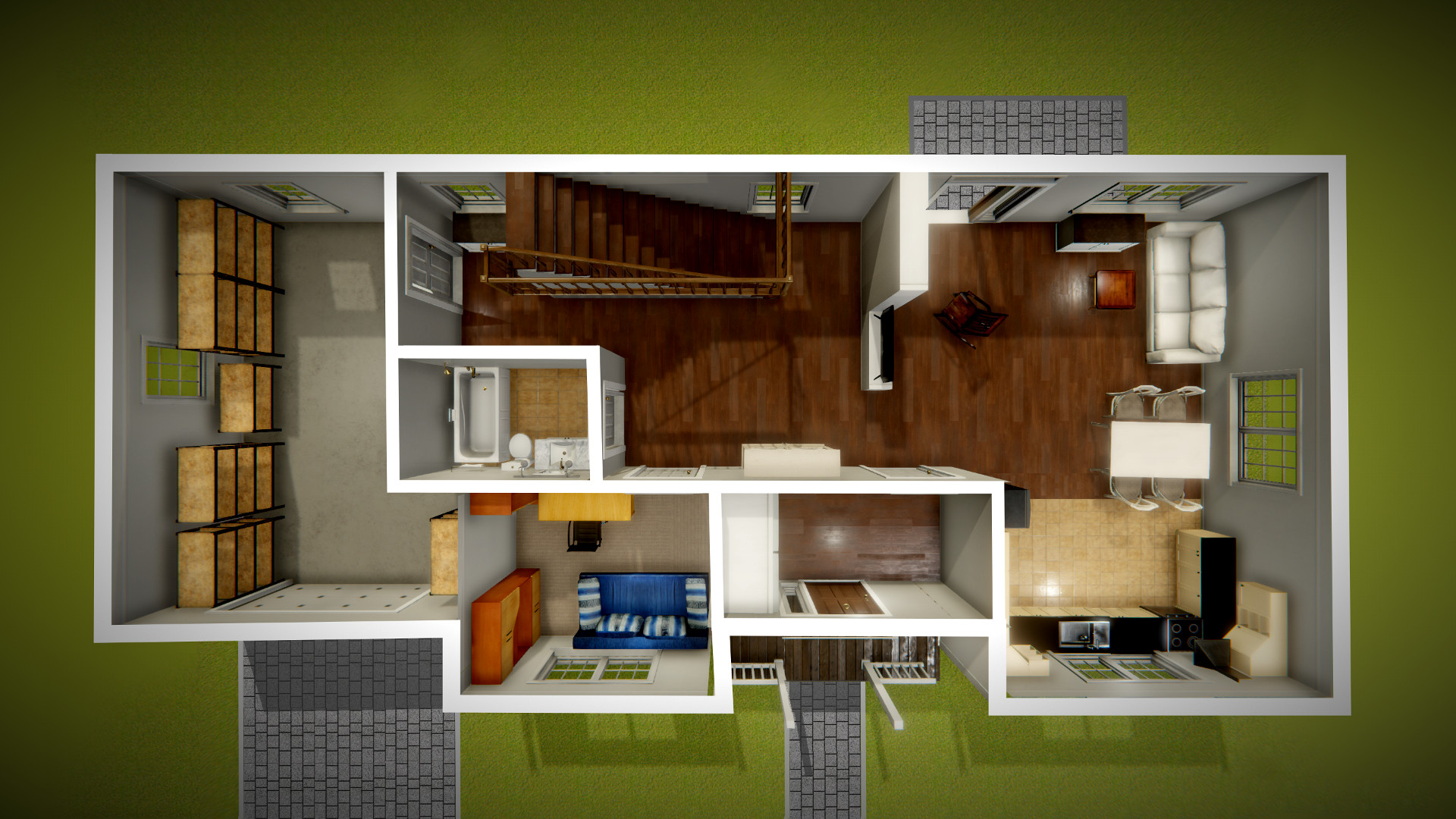 House Flipper House Repair And Sell Simulator The Escapist