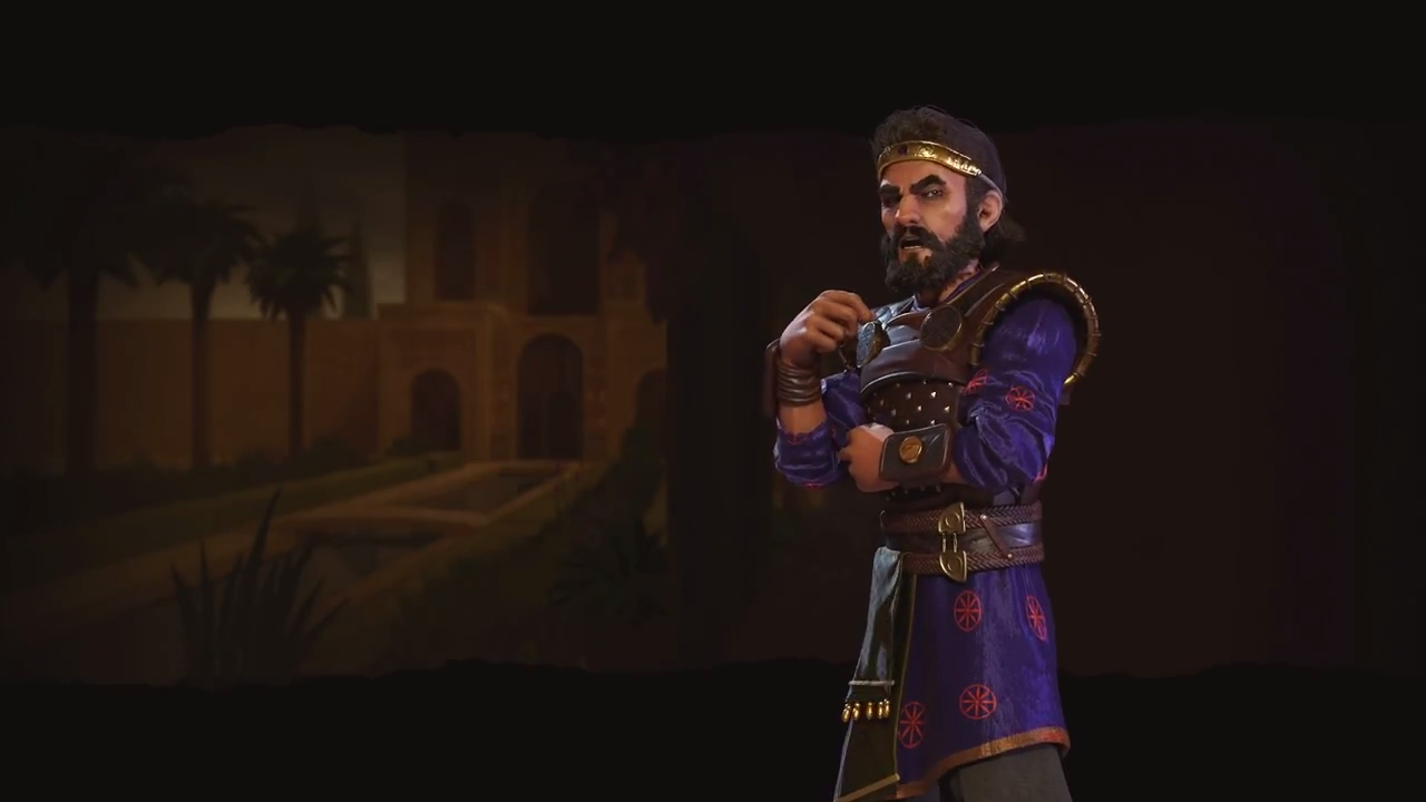 Alexander the Great will lead Macedon in Civilization 6