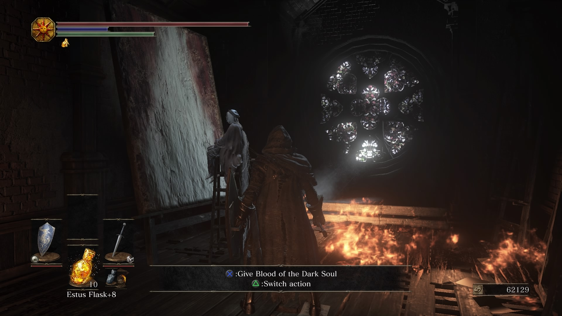 Dark souls 3 the ringed city full walkthrough the ringed city the mausoleum lookout bonfire is found on a high wall of the ringed city use the stone markers to hide from the ghostly retinue of knights that appear biocorpaavc Gallery