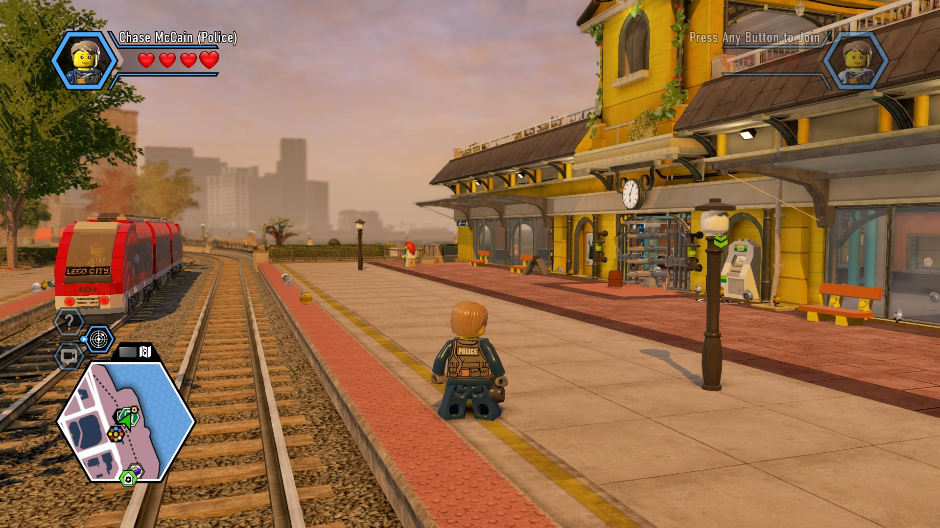 LEGO City Undercover Walkthrough | Chapter 3 Guide - Bluebell Mine ...