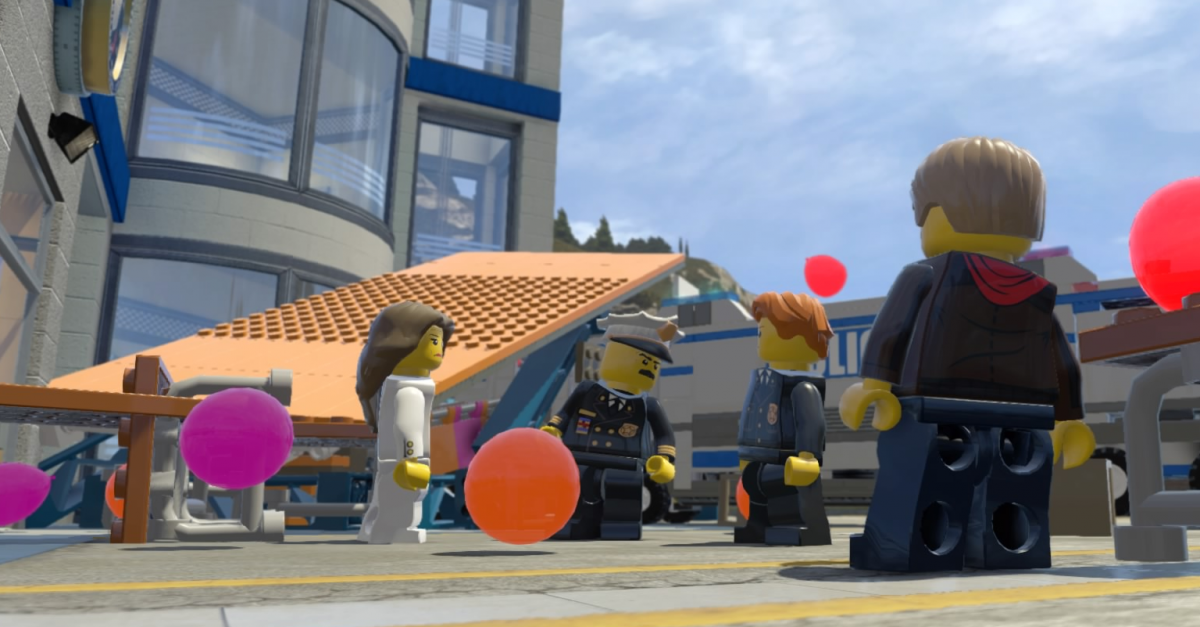 Lego City Undercover Complete Walkthrough Chapter 5 Guide