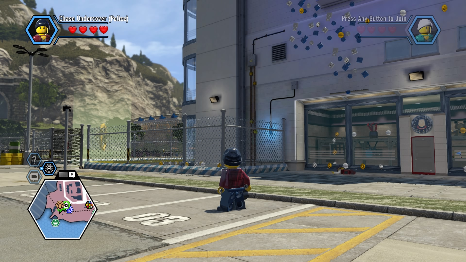 lego city undercover complete walkthrough  chapter 6