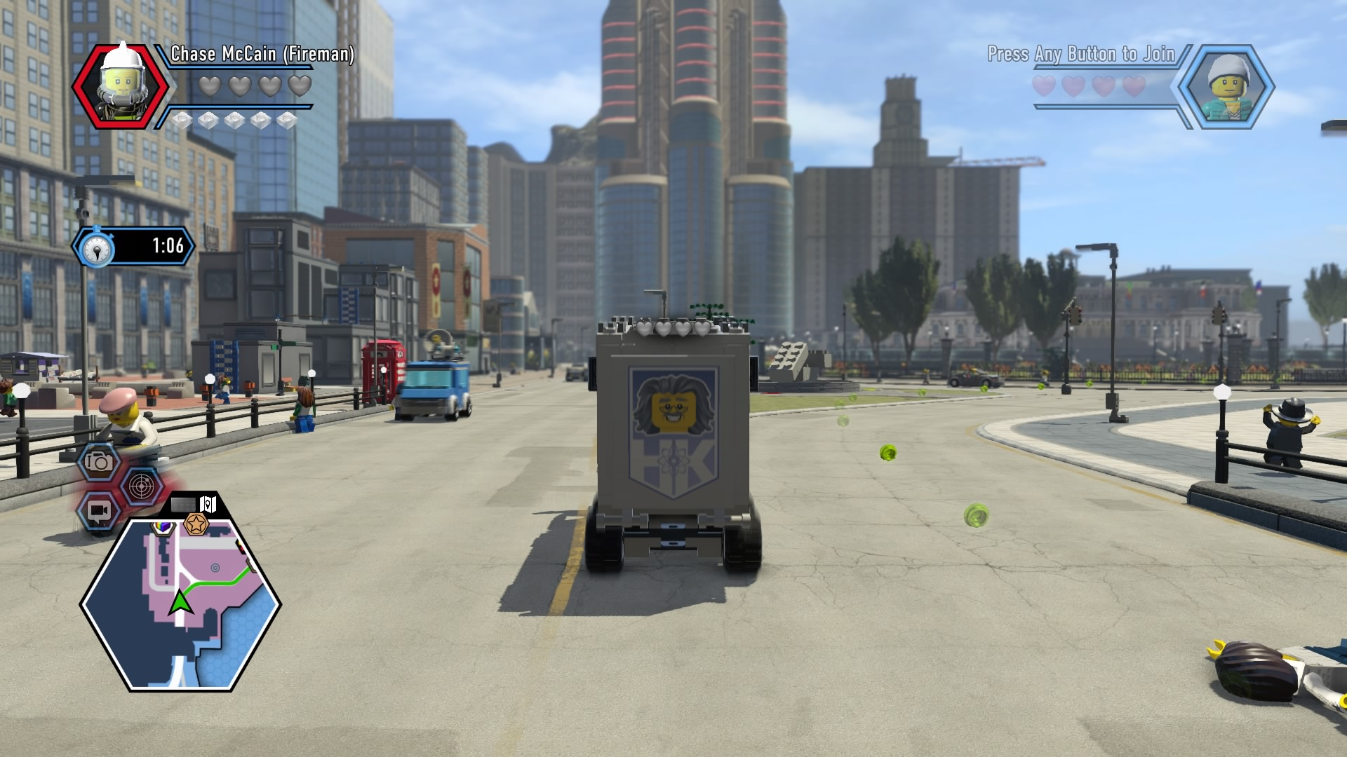 Lego City Undercover Walkthrough Chapter 14 Savings And