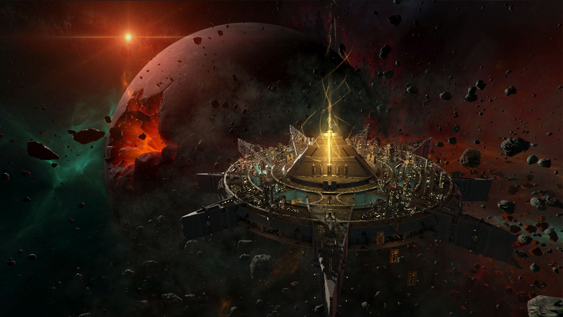 Endless Space 2 Review 4x Strategy | Reviews | The Escapist