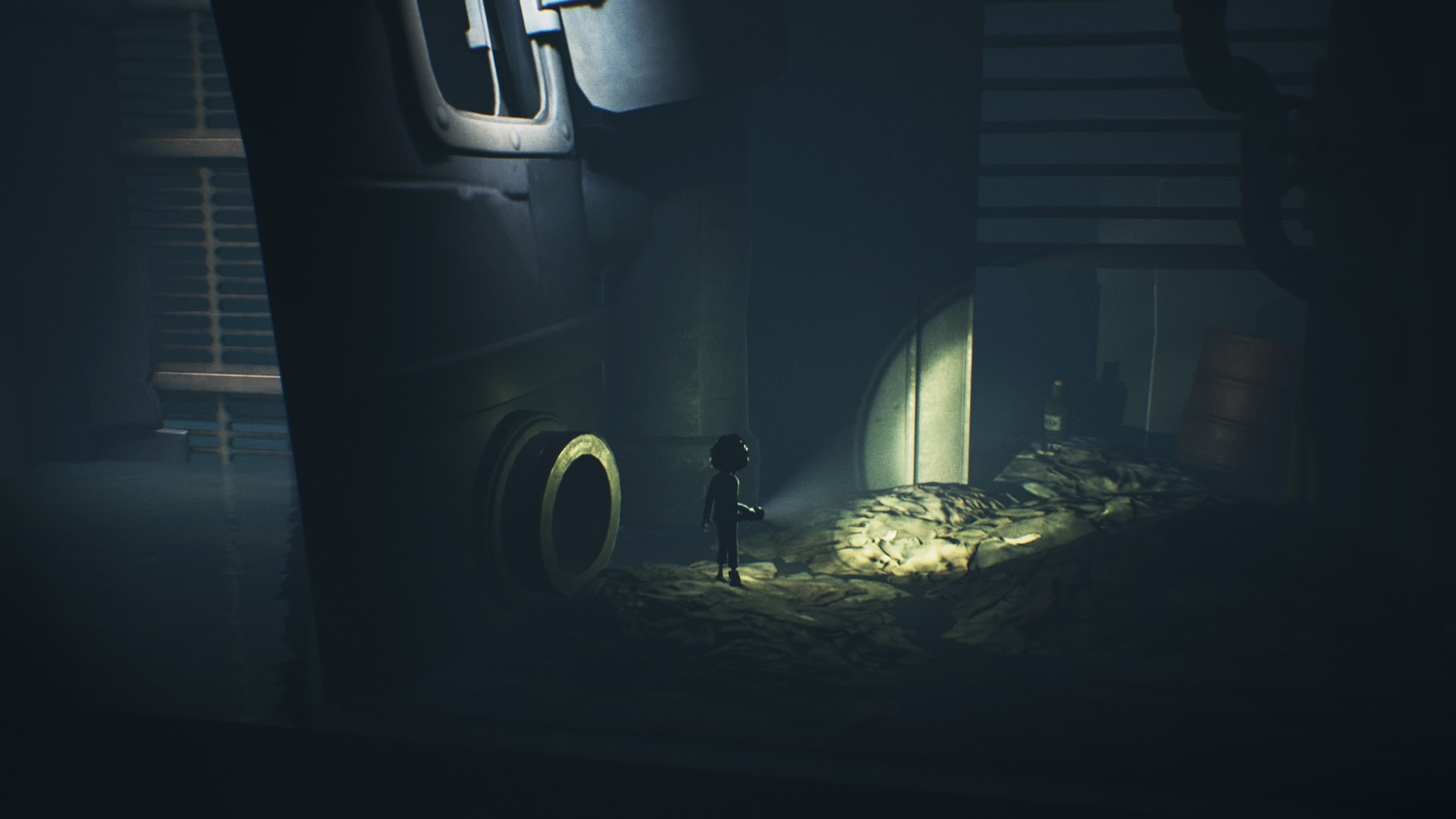 Little Nightmares The Depths Dlc All 5 Collectible
