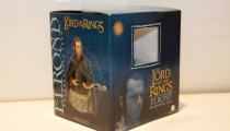 "Lord of the Rings: Elrond collectible bust standing 7"" tall with hand-numbered Certificate of Authenticity."