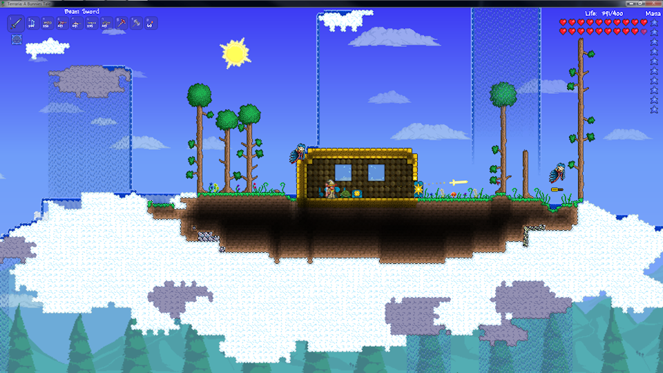 floating islands small