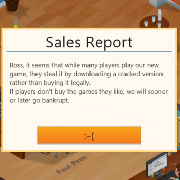 Payback: Game Dev Tycoon Fights Piracy With Piracy | Rock ...