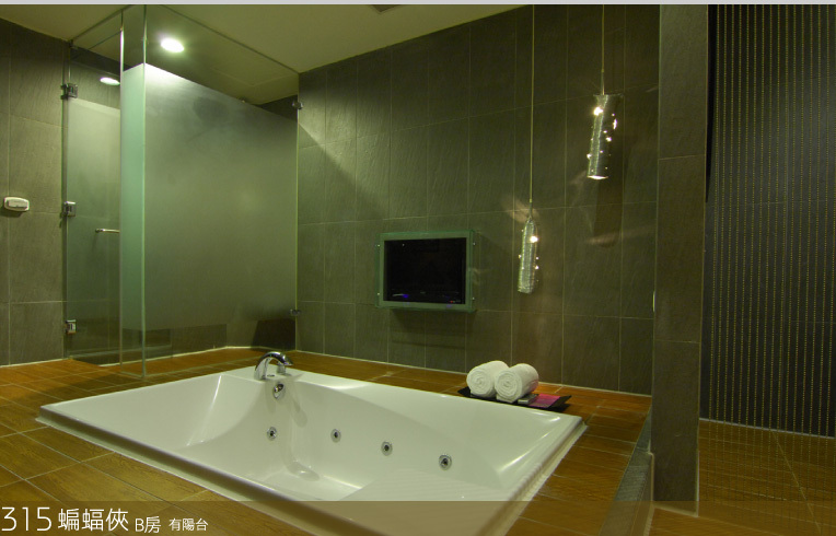 Taiwanese Hotel Builds Sexy Batcave