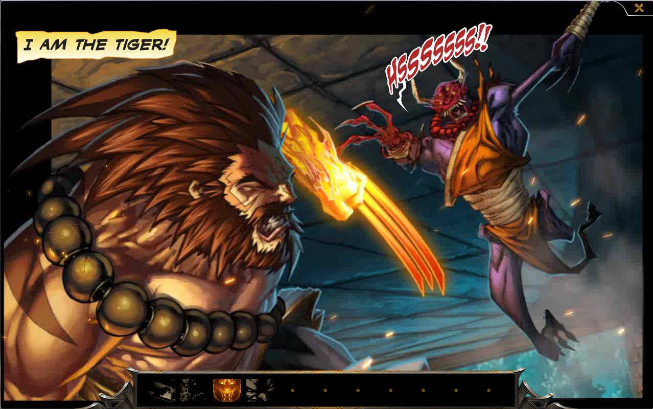 league of legends spirit guard udyr comic | The Escapist