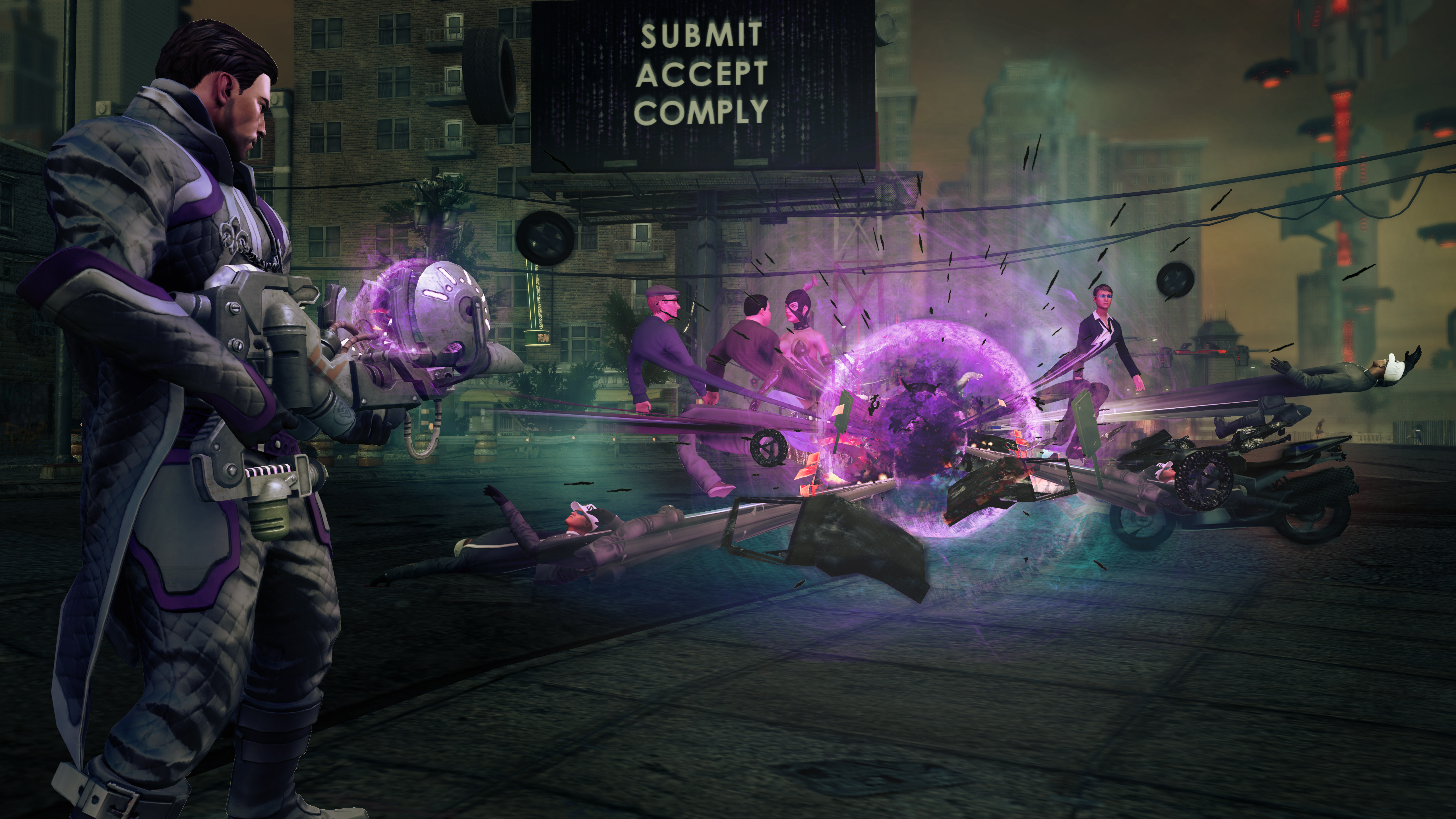 Saints Row IV: Re-Elected Review | Switch Player