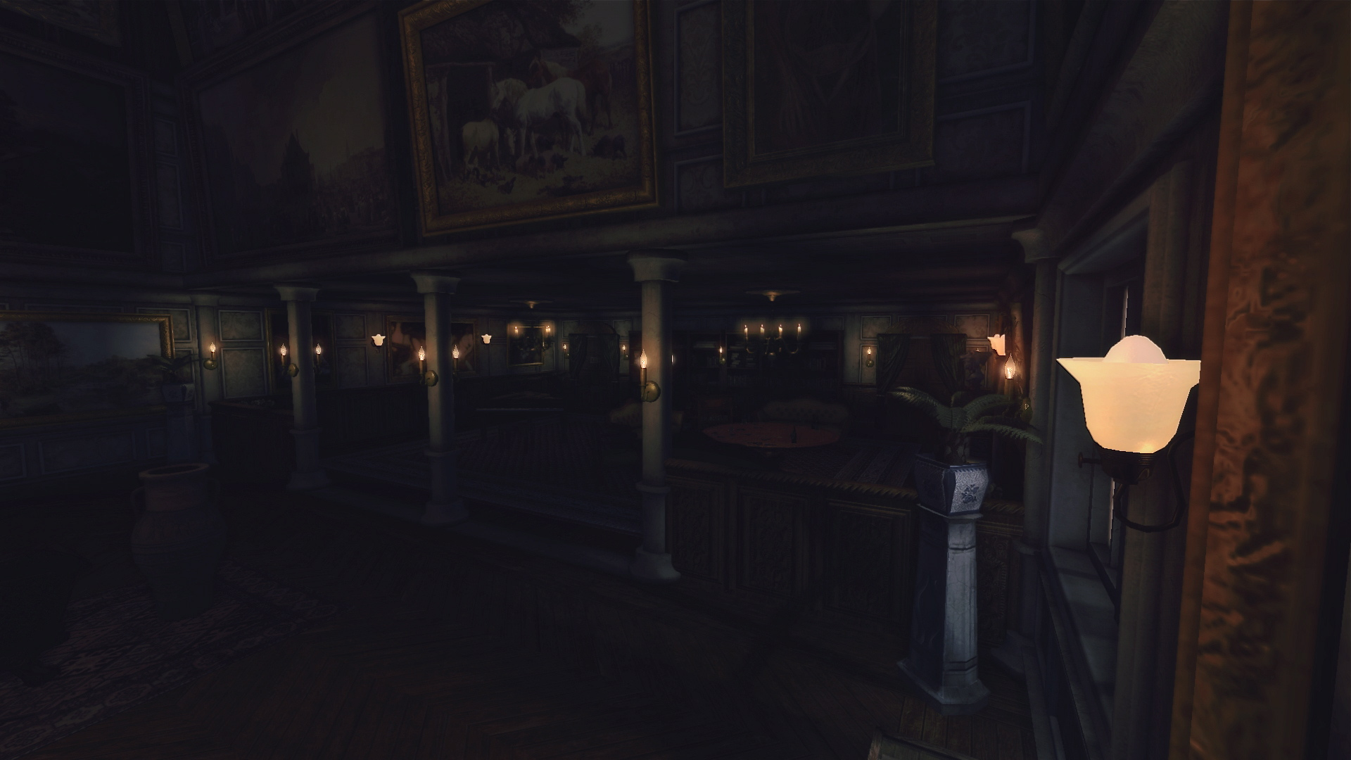 Amnesia A Machine For Pigs Review Squeals And Fury