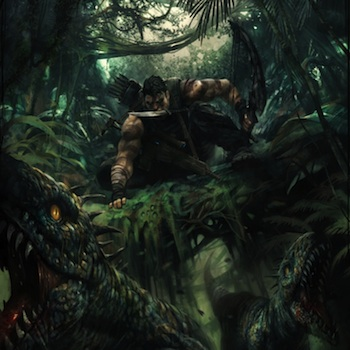 cancelled turok 2 concept art features big guns and