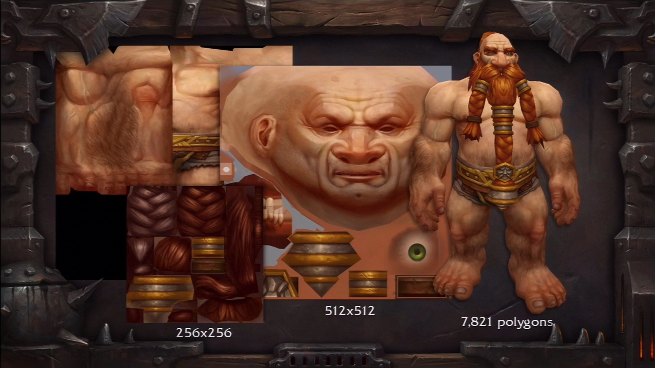 World of warcraft facial - 2 10