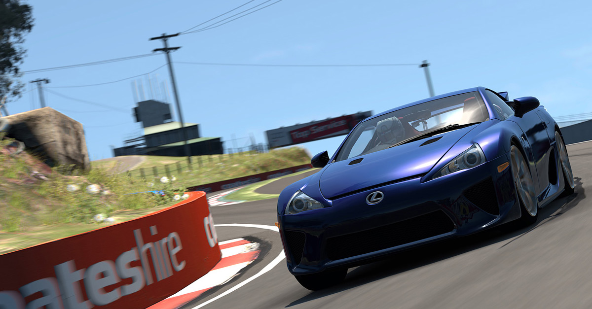 gran turismo 7 could hit the playstation 4 in 2014 the escapist. Black Bedroom Furniture Sets. Home Design Ideas
