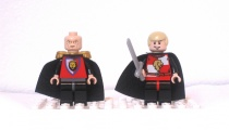 Tywin and Joffrey Lannister