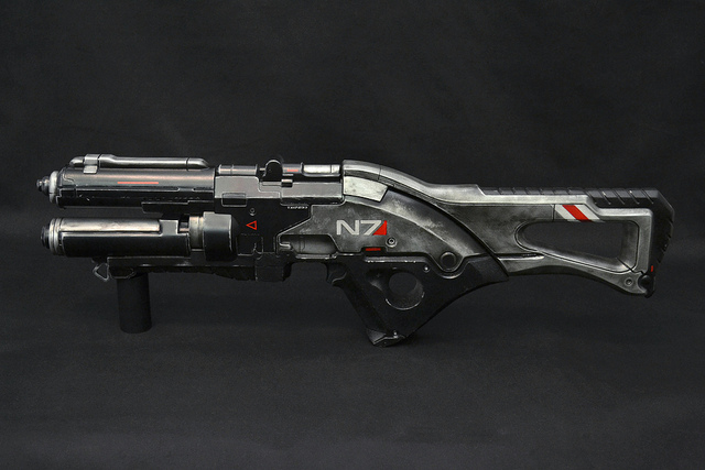 mass effect 2 how to get spectre weapons