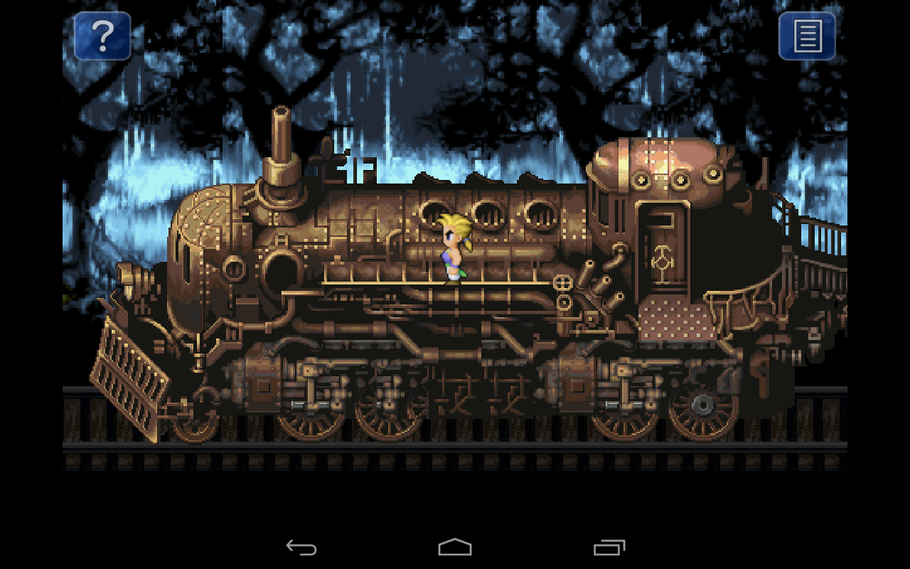 Final Fantasy VI Mobile Releases, Adds Typos