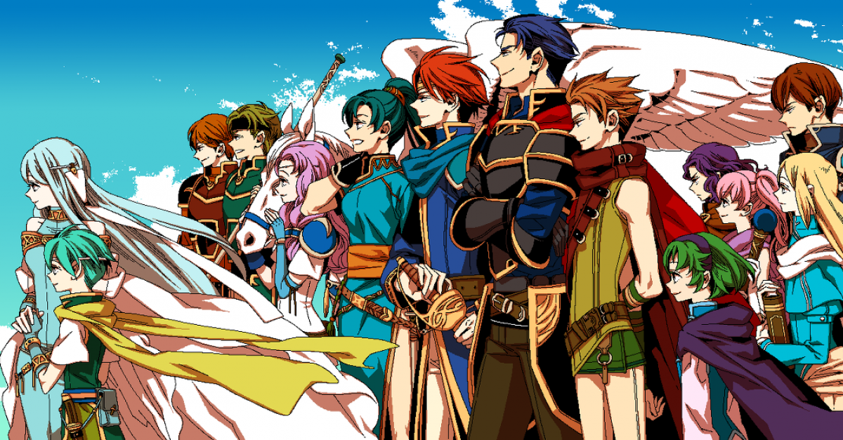 Penguindrum Character Designer Pays Tribute To Fire Emblem