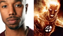 Michael B. Jordan - Johnny Storm / The Human Torch