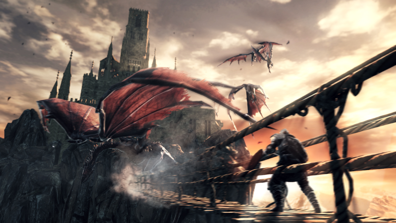 Dark Souls 2 You Died A Lot | The Escapist Presents Video Gallery ...