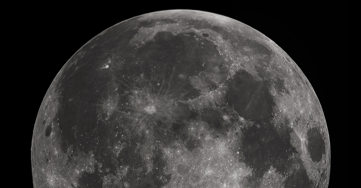 NASA Data Suggests Moon Volcanoes Active within Past 100 ...
