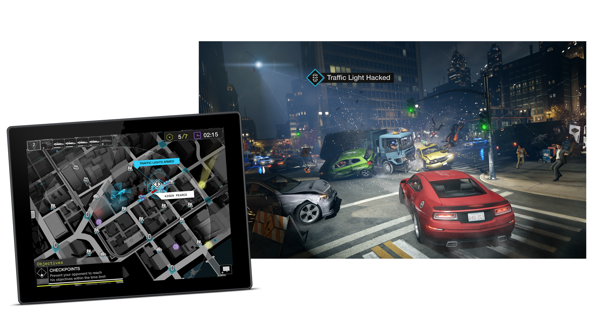 Watch Dogs  Border Xbox One